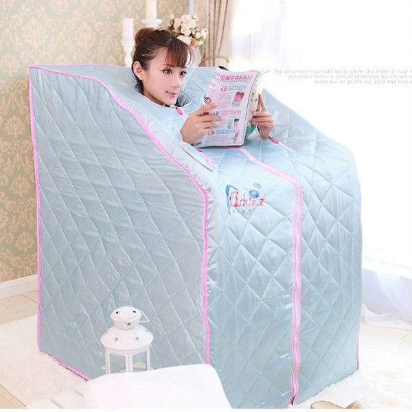 Un sauna domestique économique et portable.